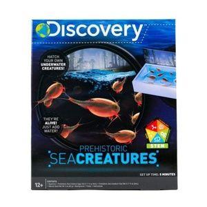 Discovery Kids Prehistoric Sea Creatures